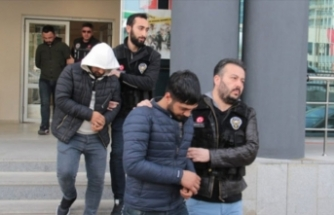 Bursa'da zehir tacirlerine şafak baskını!