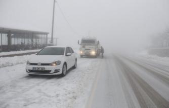 Bursa Uludağ'da kar yağışı devam ederse, kayak pistleri açılacak