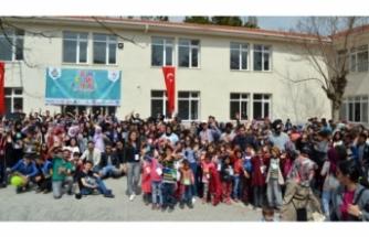 Büyükorhan'da Bilim Festivali