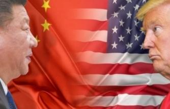 Çin'den ABD'ye İran resti!