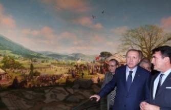 Erdoğan'ın çağrısından sonra Bursa'da ziyaretçi rekoru!