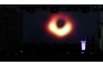 Fotoğraflanan kara deliğe isim verildi!