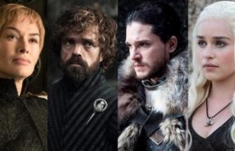 Game of Thrones karakterlerinin değişimleri
