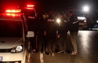 Gece yarısı hareketli saatler! Çok sayıda polis sevk edildi...