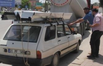 Hava sıcak diye camı açık bıraktı, biriktirdiği 110 bin lirayı çaldırdı