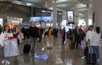 İstanbul Havalimanı'nda hanutçuluk yapmanın cezası 320 TL