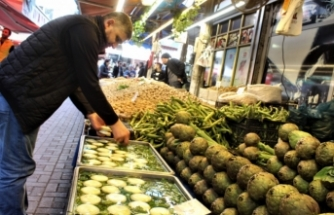 İşte Bursa'da pazarda fiyatı en az artan sebze!