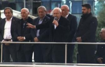 Kemal Kılıçdaroğlu: Bana yapılan saldırı Türkiye'nin birliğine yapılmış saldırıdır