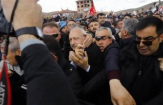 Kılıçdaroğlu'na saldırıya peş peşe tepkiler!