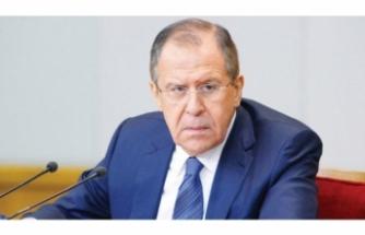Lavrov: Kimse bizden özür beklemesin