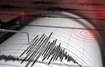 Muğla'da 3.3 büyüklüğünde deprem