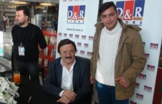 Selami Şahin'e Bursa'da hayran şoku