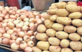 Soğan ve patateste ucuz hasat dönemi