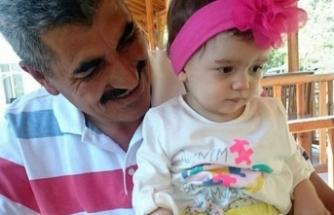 TIR otomobile çarptı, 3 yaşındaki Nisa hayatını kaybetti