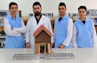 Türkiye'yi hüzne boğan kaza sonrası Bursalı öğrencilerden önemli proje!