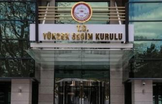 YSK'dan MHP ve AK Parti ile ilgili karar