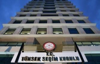 YSK, İstanbul'la ilgili olağanüstü itirazı bugün gündemine alacak