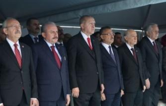 19 Mayıs'ın 100'üncü yıl dönümü: Devletin zirvesi bu törende!