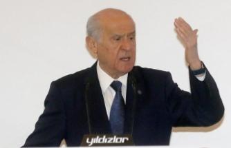 Bahçeli'den Tunceli açıklaması: Karar yok hükmündedir