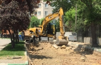 Bursa'da doğalgaz sızıntısı! Kükürtlü Caddesi trafiğe kapatıldı