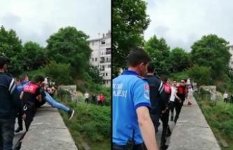 Bursa'da intihar paniği! Polis son anda...