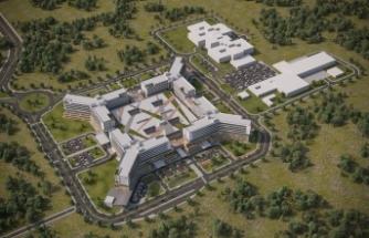 Bursa Şehir Hastanesi TBMM'ye taşındı