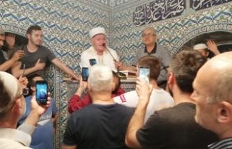 Bursa'da Sakal-ı Şerif heyecanı