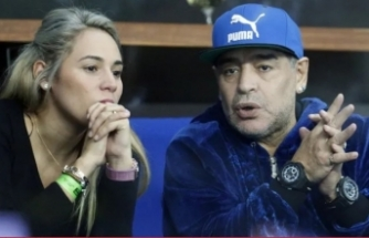 Maradona tutuklandı!