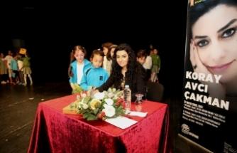 Nilüfer Belediyesi çocuklara kitap söyleşilerine devam ediyor