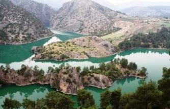 Turizminin yeni gözdesi 'Arapapıştı Kanyonu'
