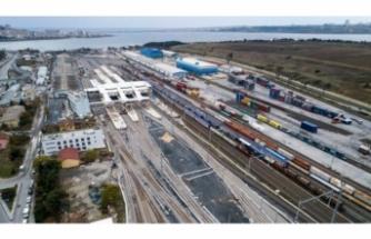 Bakan Turhan yeni demiryolu projesinin ayrıntılarını açıkladı