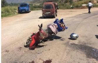 Bursa'da kazada yaralanan motosiklet sürücüsü 20 günlük yaşam savaşını kaybetti