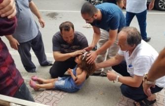 Bursa'da feci kaza! Karşıdan karşıya geçerken...