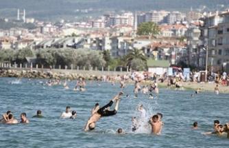 Bursa sahillerinde  denize girilebilir mi?