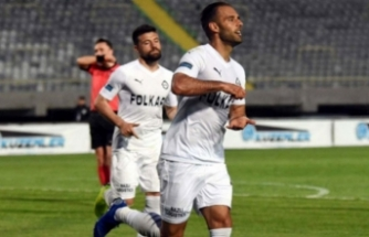 Bursaspor'a Portekizli golcü