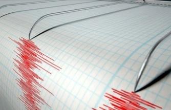 Erzincan'da 4.1'lik deprem!