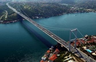 Fatih Sultan Mehmet Köprüsü'nde 4 şerit kapatılacak!