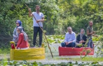 Karacabey'in güzellikleri tur şirketlerinin yeni gözdesi