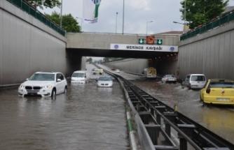 Meteorolojiden Bursa için yağmur ikazı