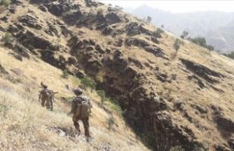 MSB: Irak'ın kuzeyinde son 3 haftada 76 terörist etkisiz hale getirildi