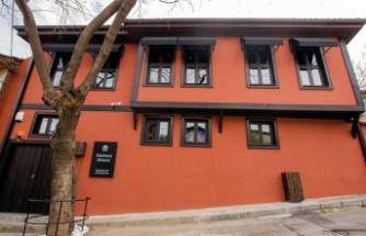 Nilüfer Edebiyat Müzesi ödülle taçlandı