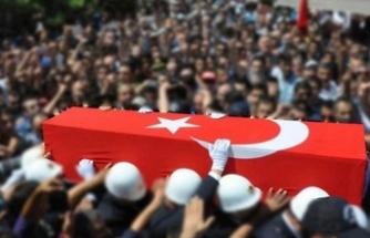 Şırnak'ta 1 askerimiz şehit oldu