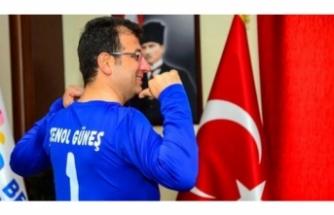 Trabzonspor, Ekrem İmamoğlu'nu tebrik etti