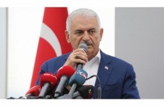 Yıldırım: PKK ve FETÖ aynı yerden emir almaktadır