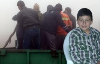 13 yaşındaki Engin yaylada kayboldu! Her yerde arıyorlar