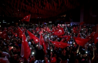 15 Temmuz şehitleri Bursa'da anıldı