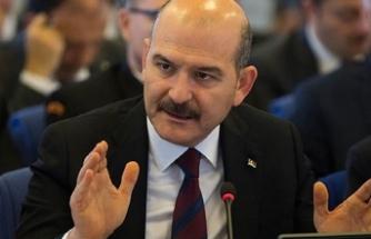 Bakan Soylu'dan Suriyeli açıklaması