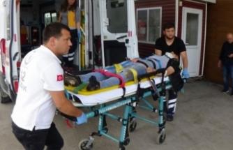 Bursa'da akılalmaz olay! Tartıştığı kardeşini arabayla ezdi