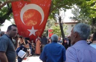 Bursa'da Geyikli Baba anıldı