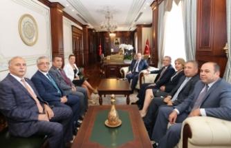 """""""Bursa'da turizm ve ekolojik tarım öne çıkmalı"""""""